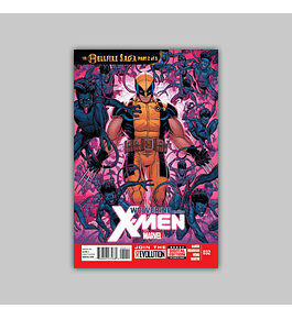 Wolverine and the X-Men 32 2013