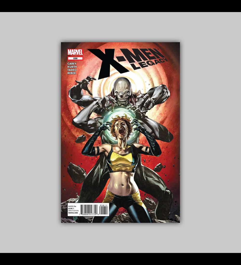 X-Men 258 2012