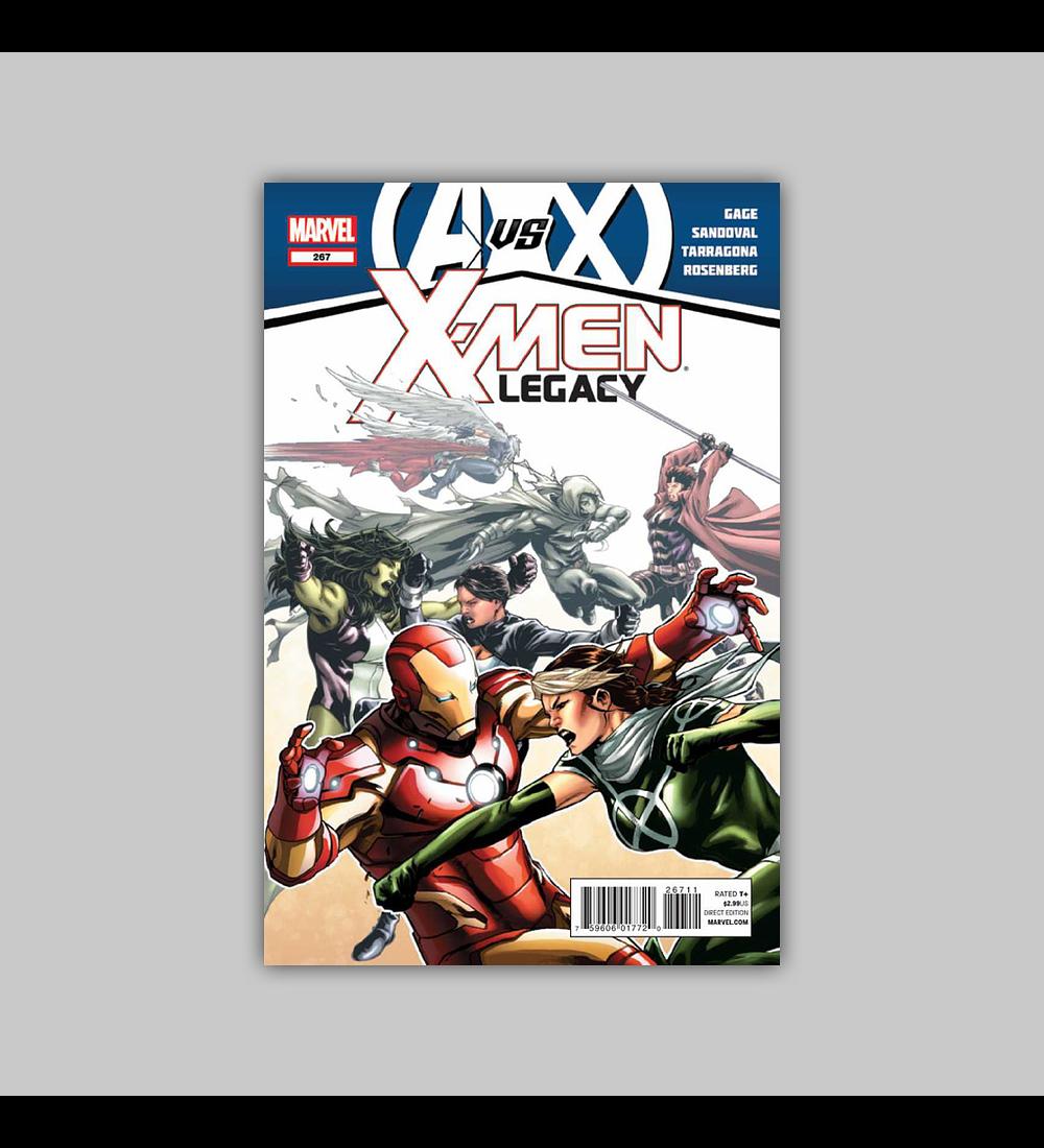 X-Men 267 2012