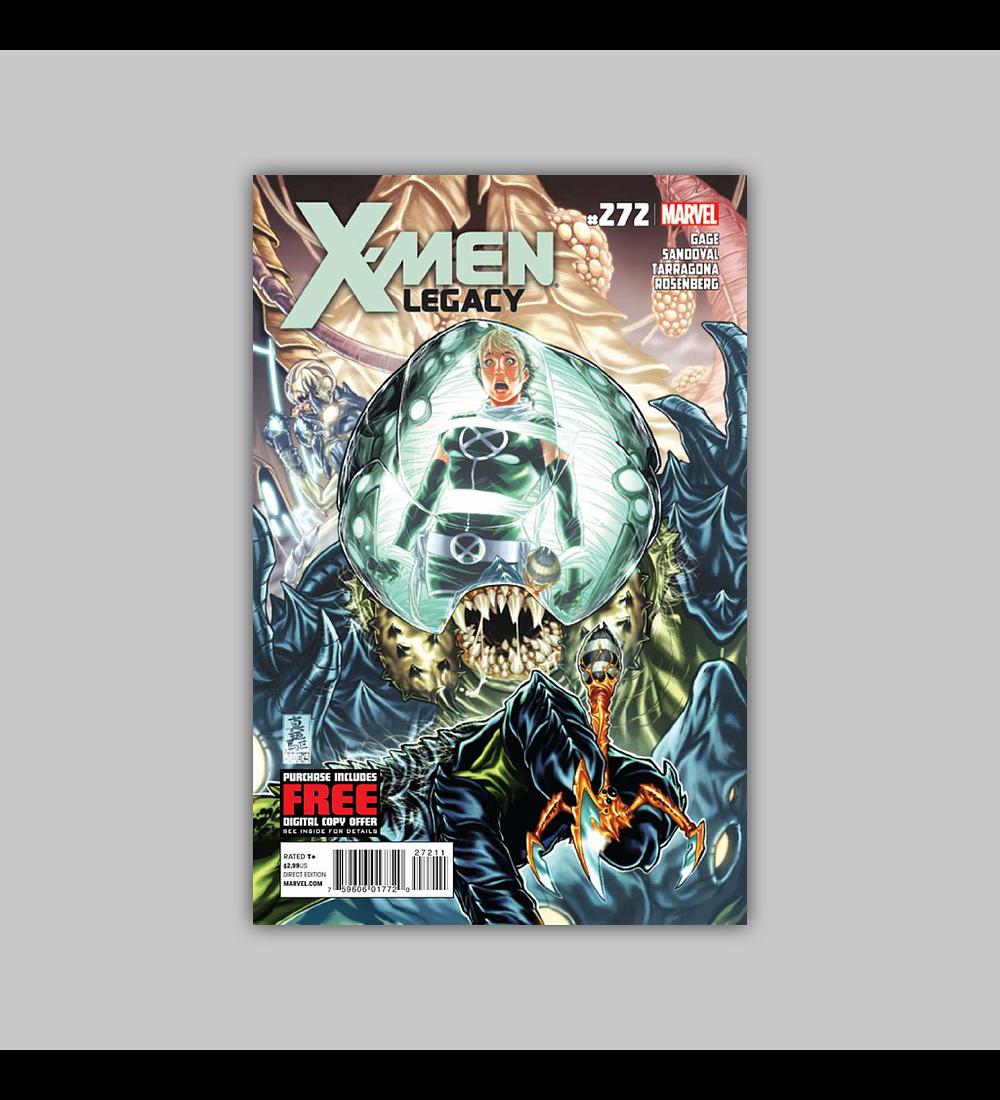 X-Men 272 2012