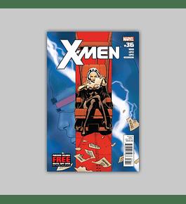 X-Men (Vol. 2) 36 2012