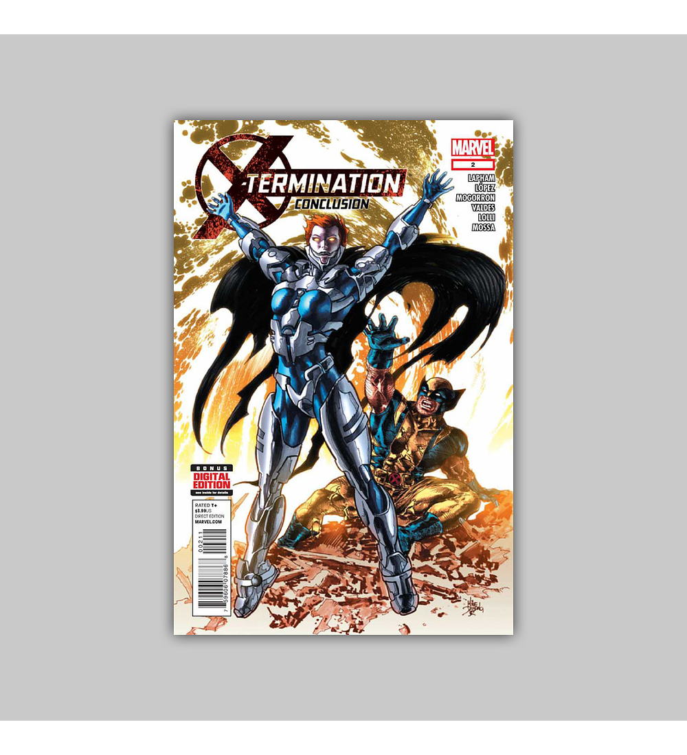 X-Termination 2 2013