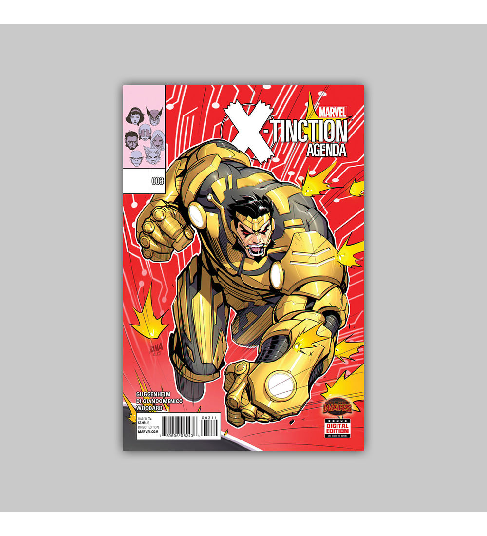 X-Tinction Agenda 3 2015