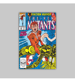 New Mutants 95 VF (8.0) 1990