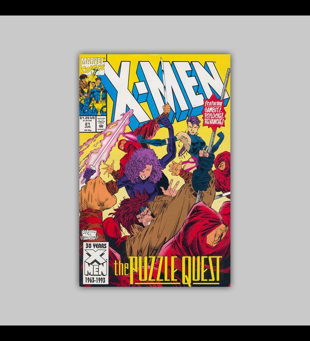 X-Men 21 1993