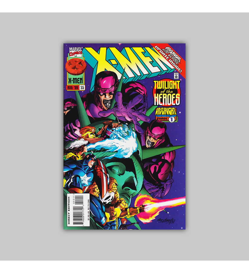 X-Men 55 1996