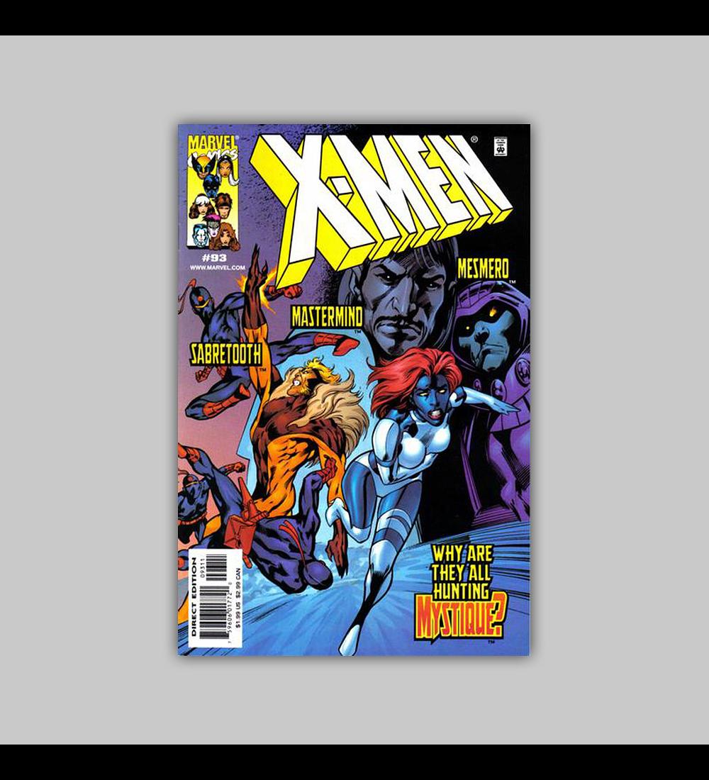X-Men 93 1999