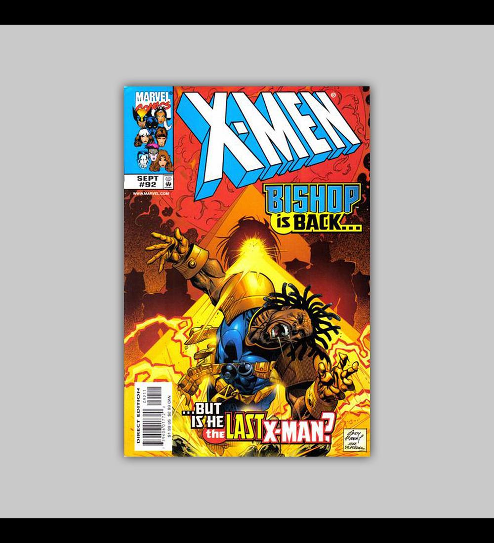 X-Men 92 1999