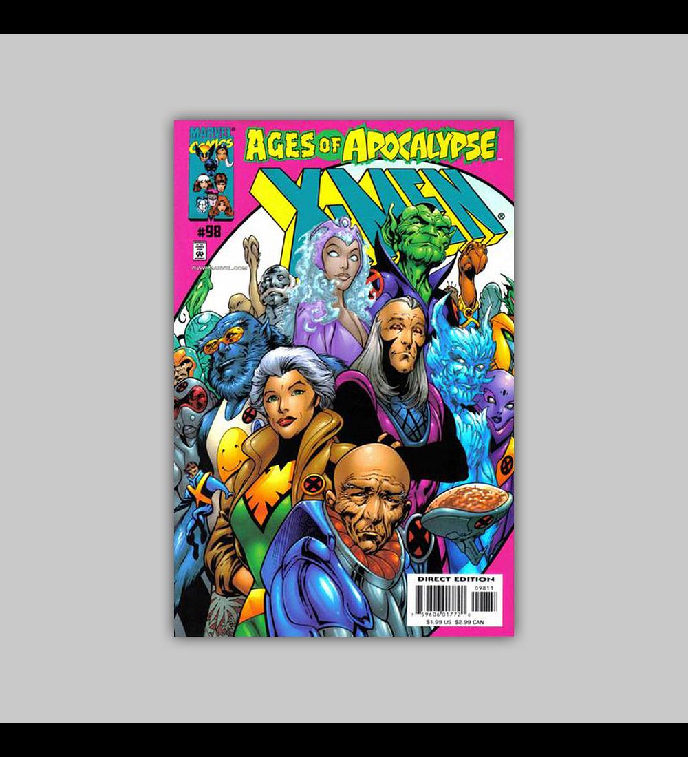 X-Men 98 2000