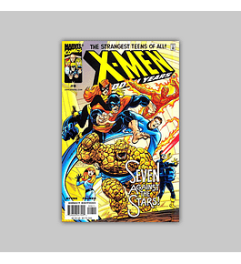 X-Men: The Hidden Years 8 2000