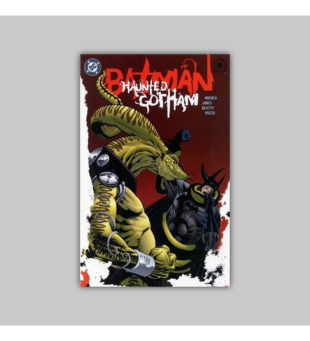 Batman: Haunted Gotham 3 2000