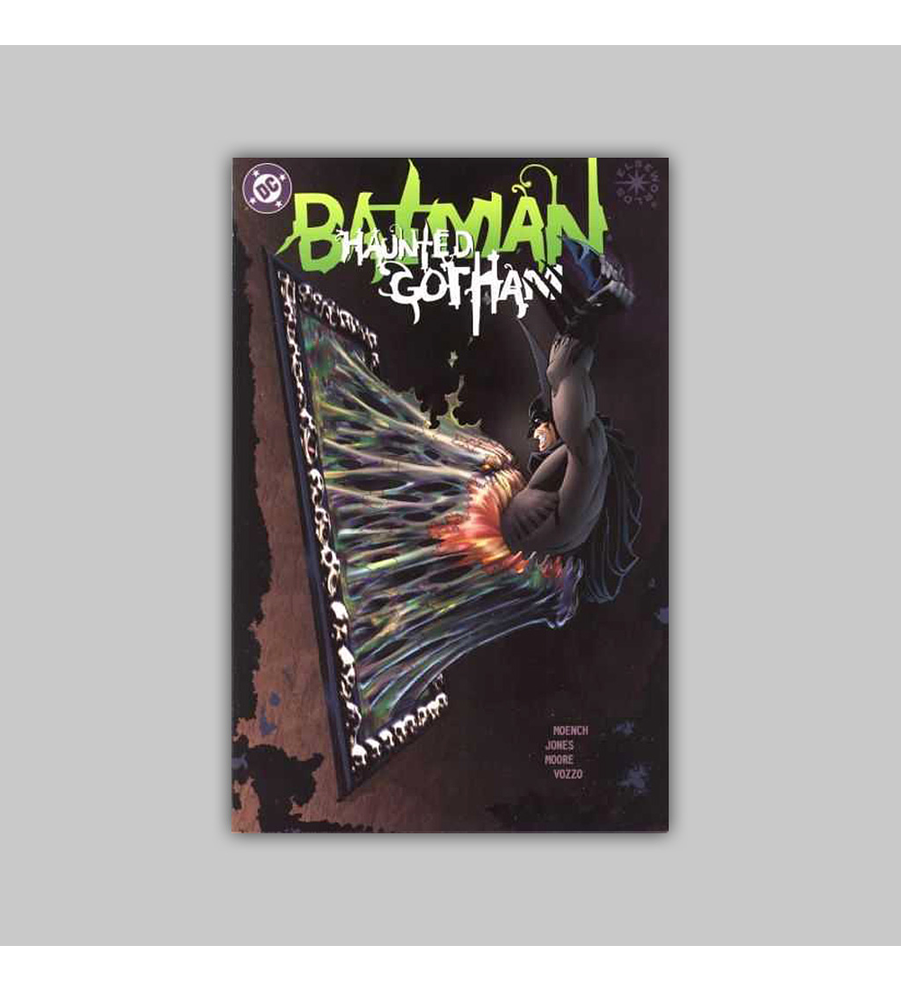 Batman: Haunted Gotham 4 2000