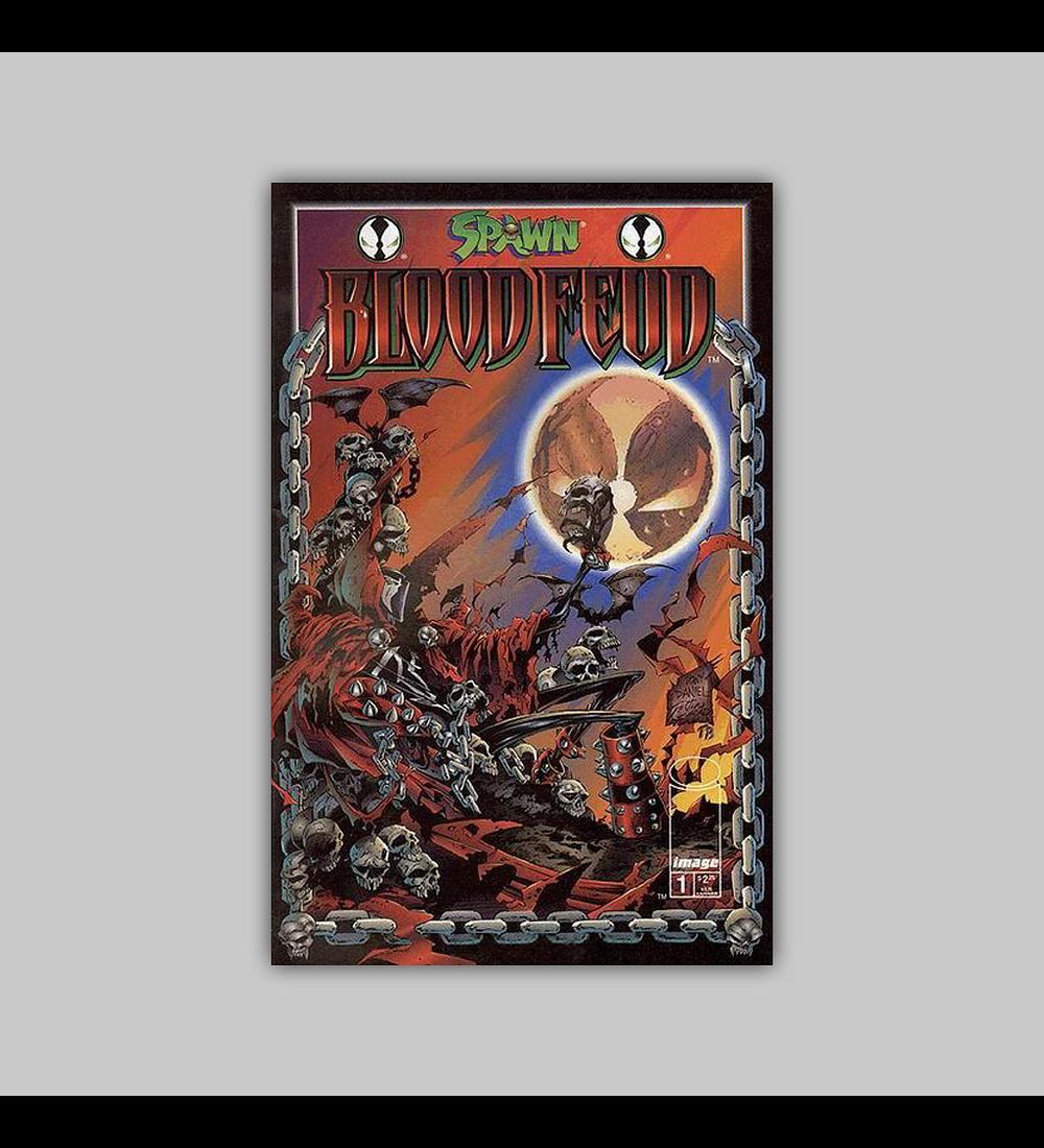 Spawn: Blood Feud 1 1995