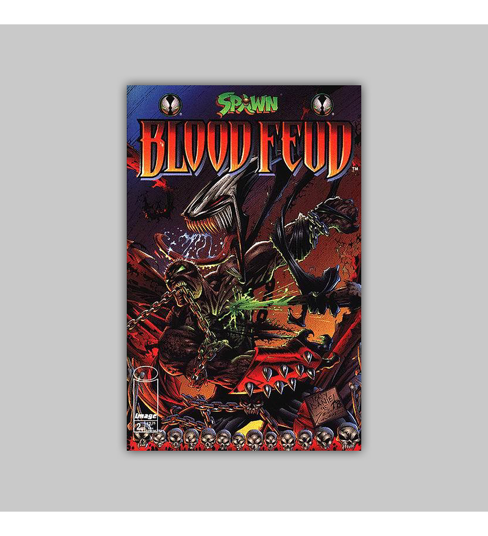 Spawn: Blood Feud 2 1995