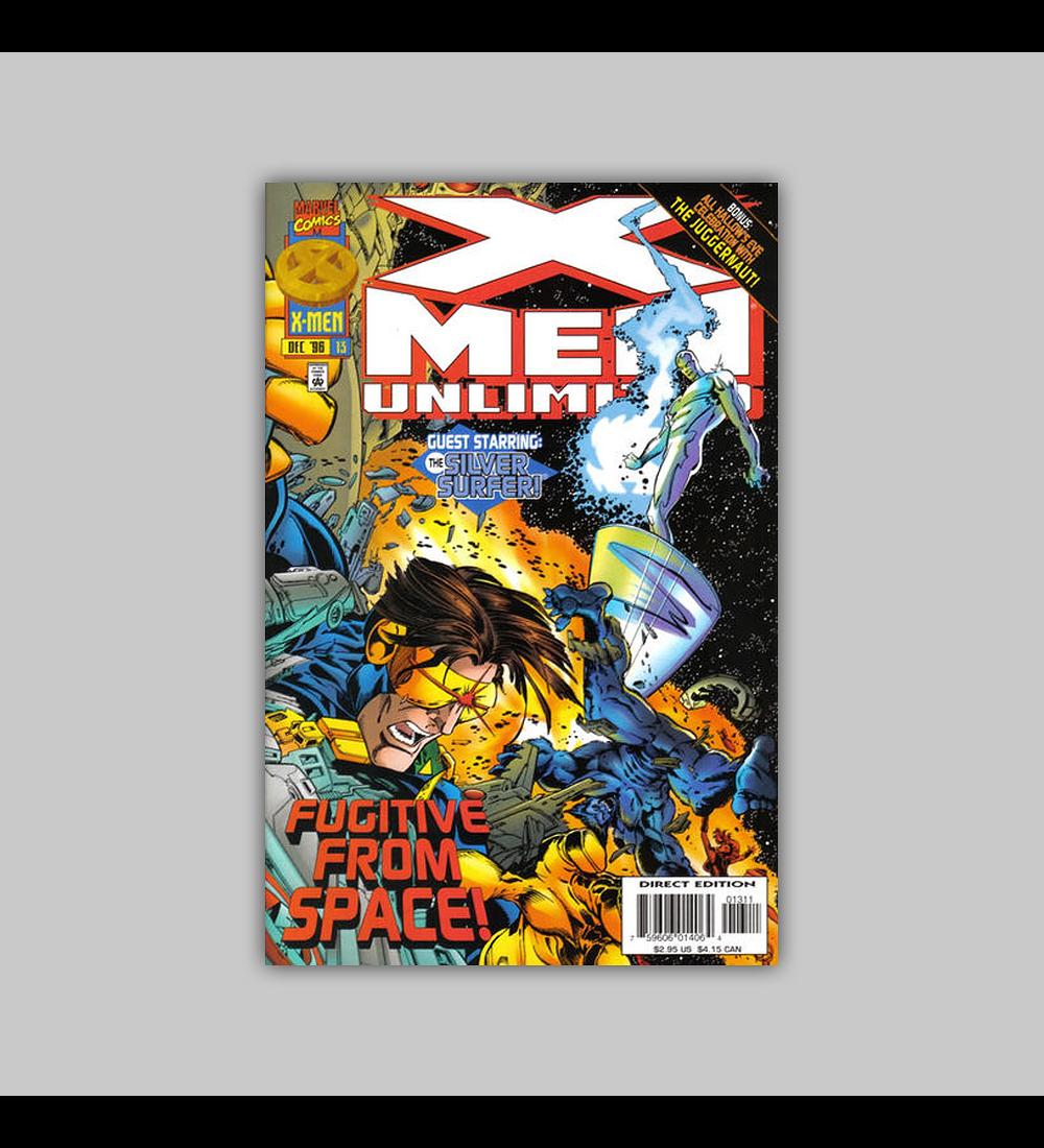 X-Men Unlimited 13 1996