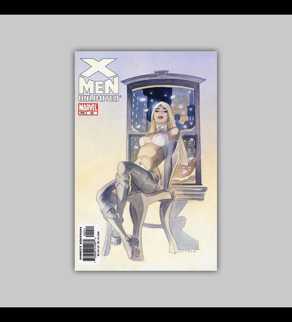 X-Men Unlimited 42 2003