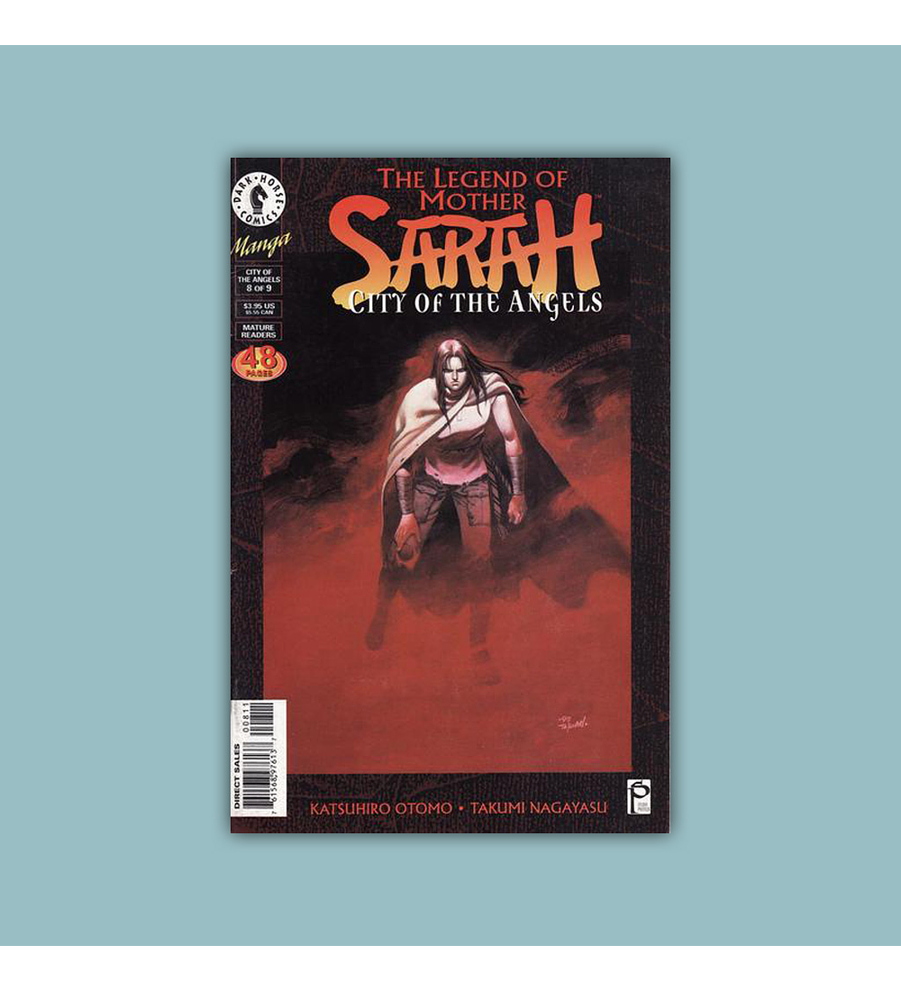 The Legend of Mother Sarah: City of the Angels 8 1998