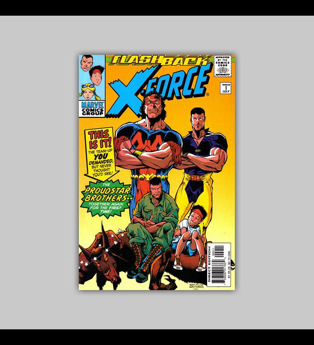 X-Force -1 1997