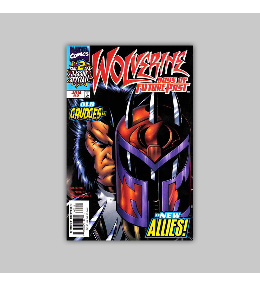 Wolverine: Days of Future Past 2 1998