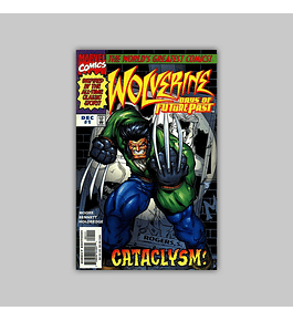 Wolverine: Days of Future Past 1 1997