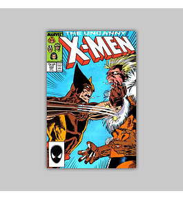 Uncanny X-Men 222 1987