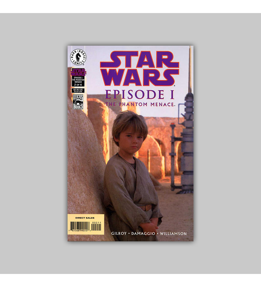 Star Wars: Episode I - The Phantom Menace 2 1999