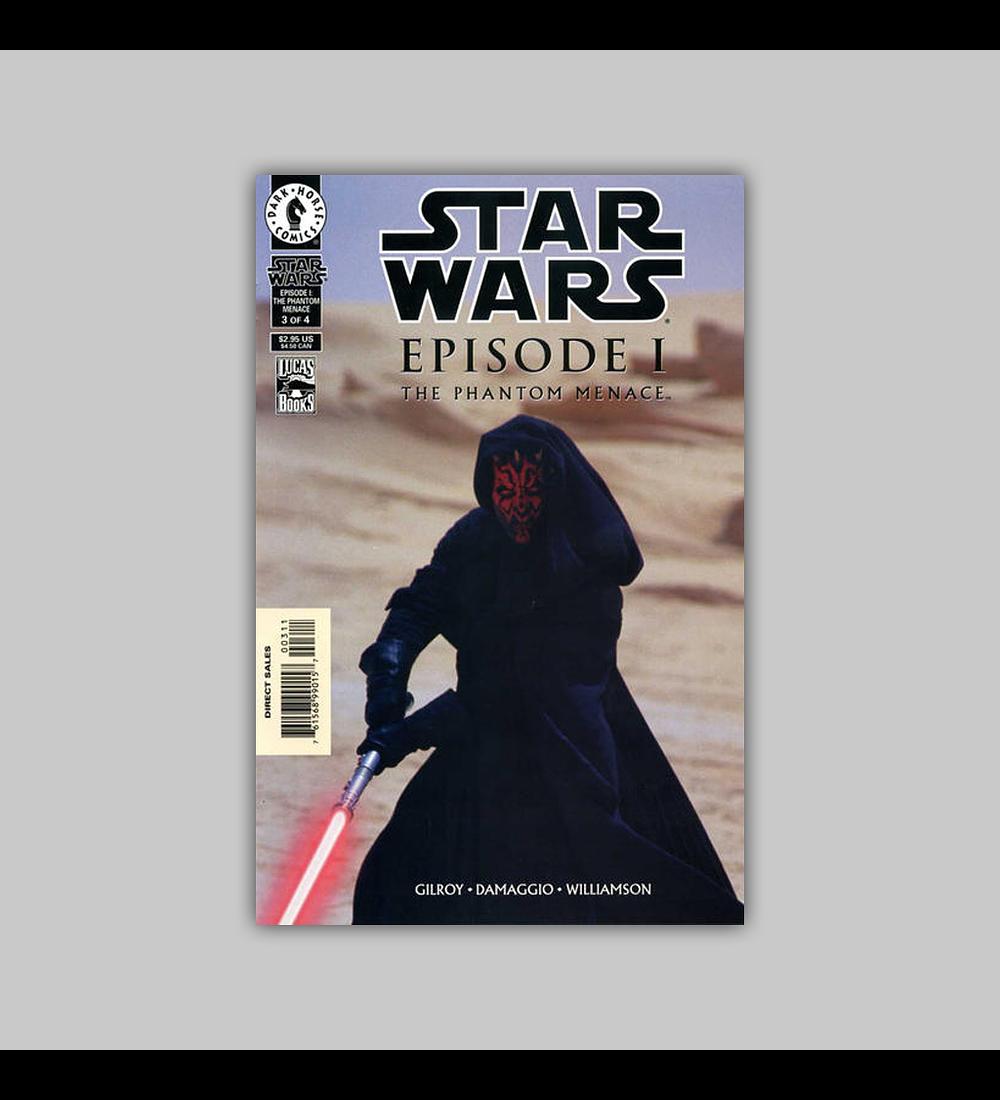 Star Wars: Episode I - The Phantom Menace 3 1999