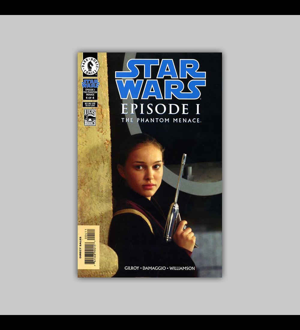Star Wars: Episode I - The Phantom Menace 4 1999