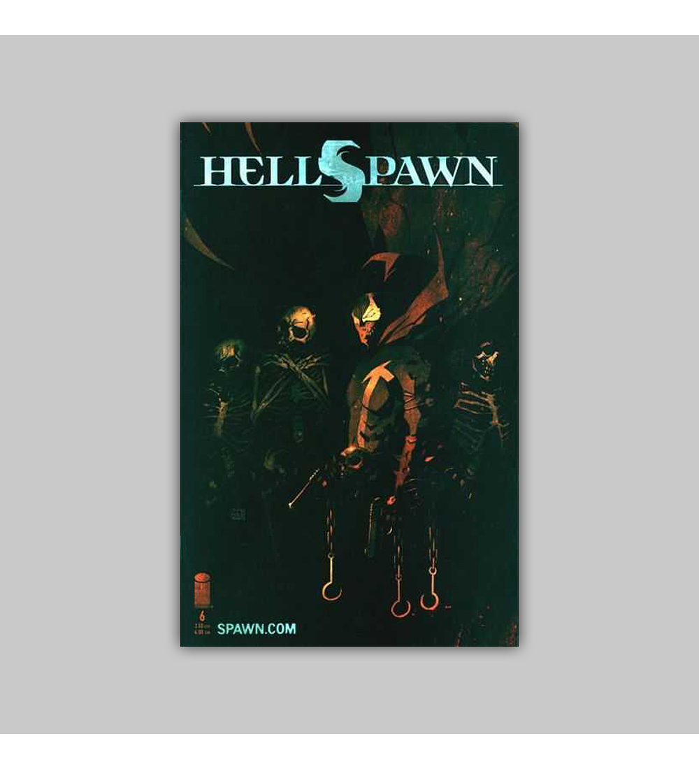 Hellspawn 6 2001