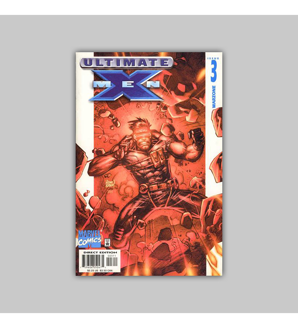 Ultimate X-Men 3 2001