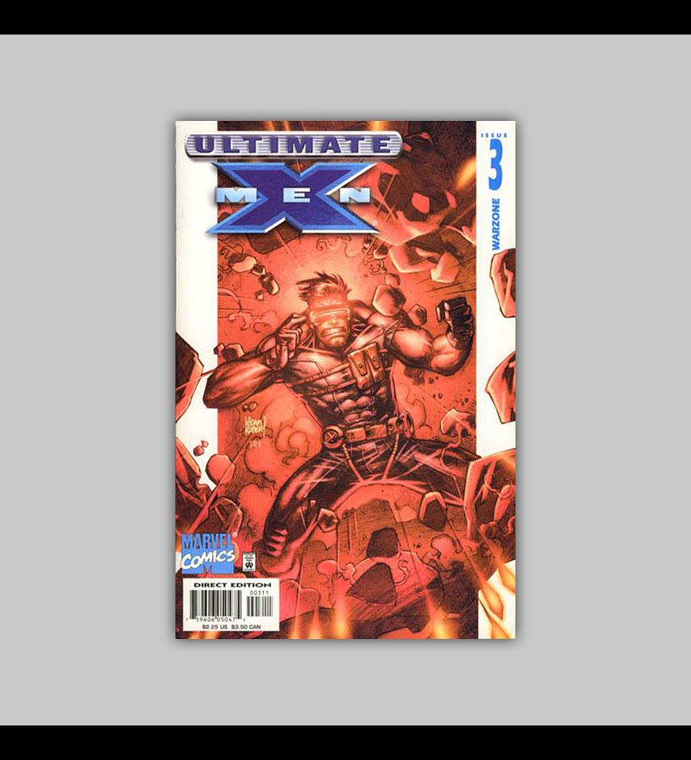 Ultimate X-Men 3 2001