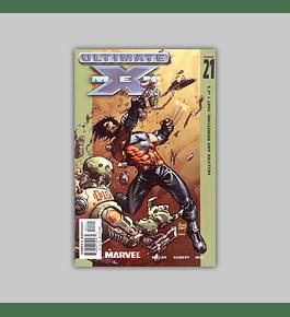 Ultimate X-Men 21 2002