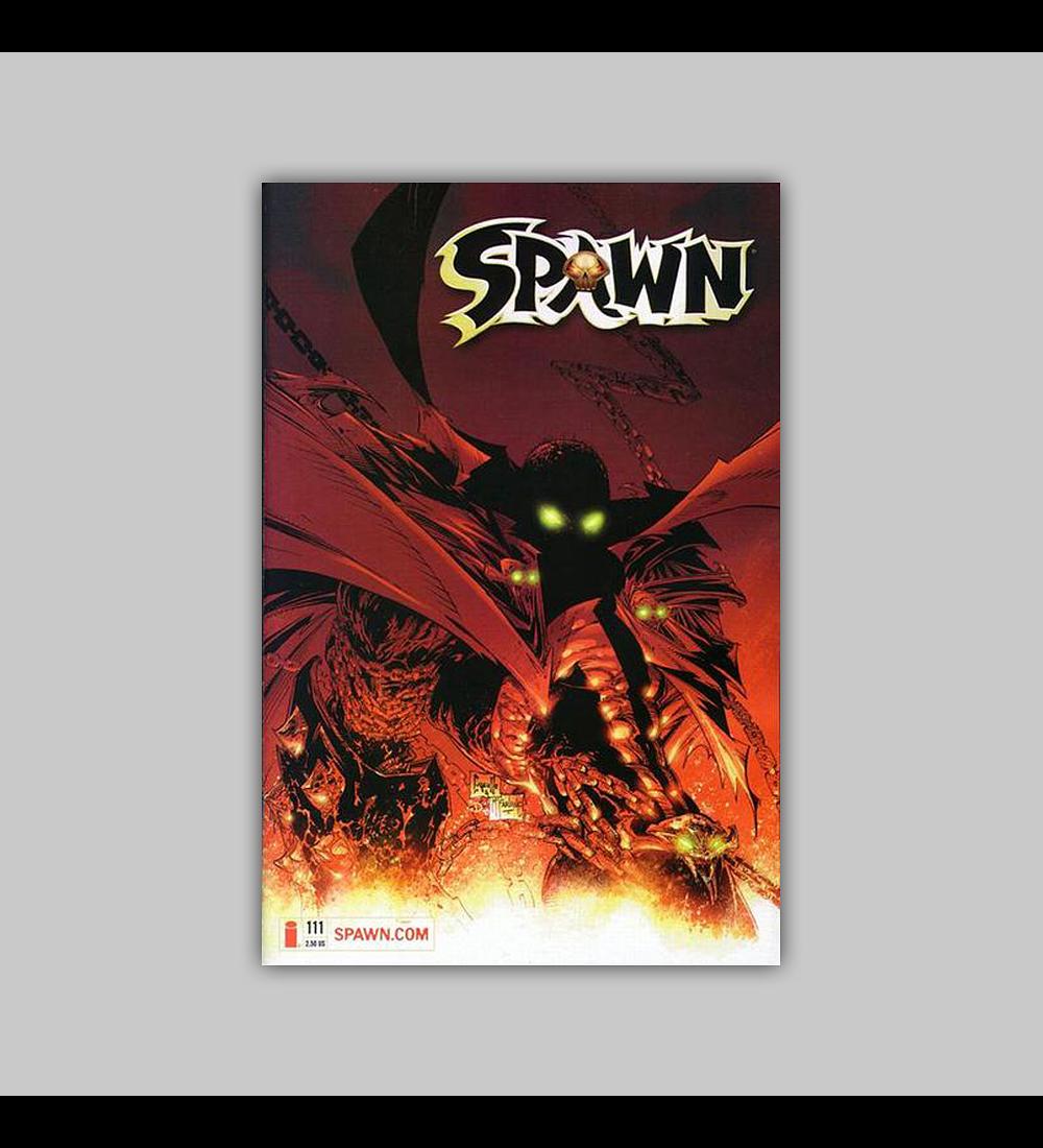Spawn 111 2001