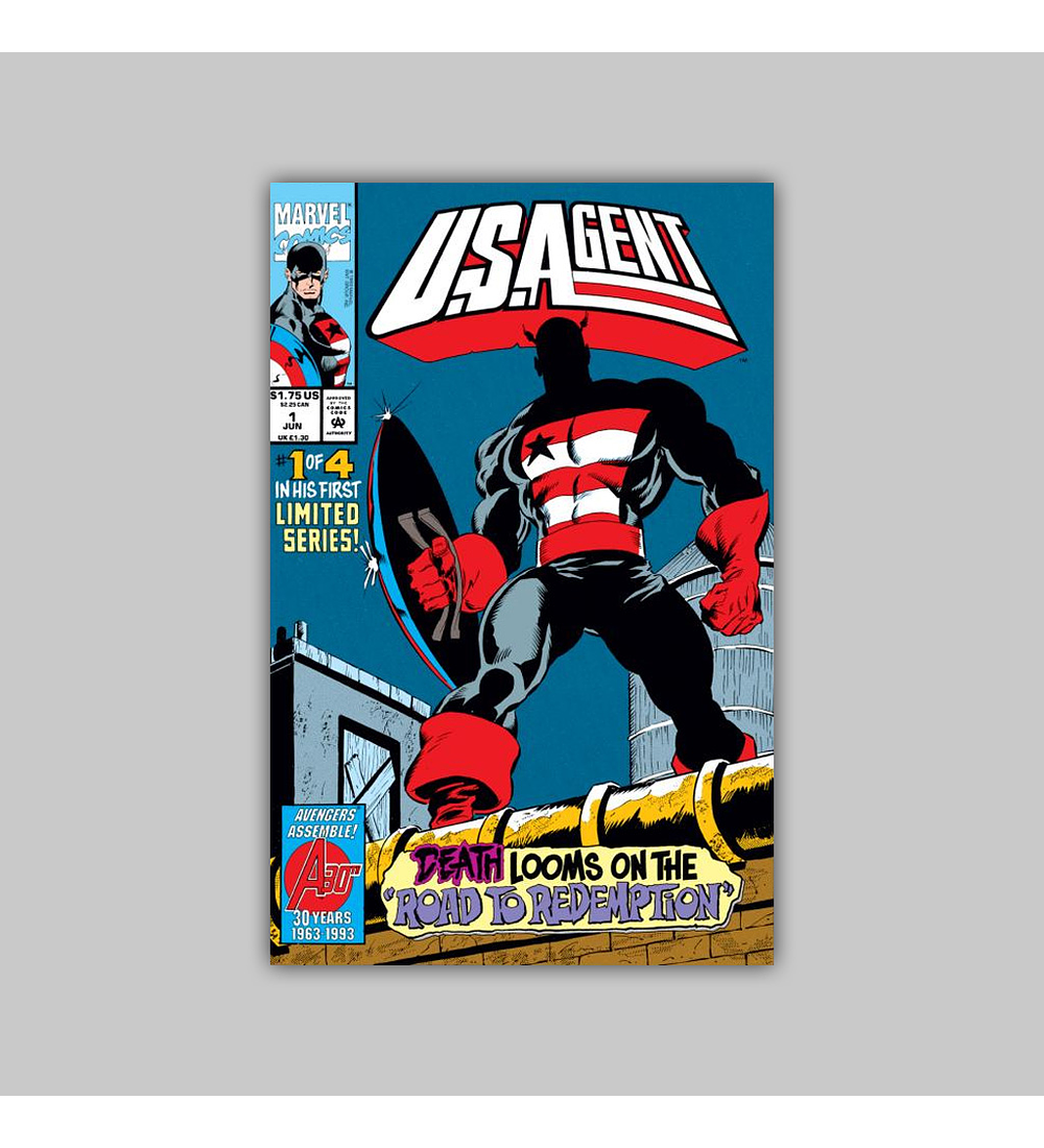 US Agent 1 2001