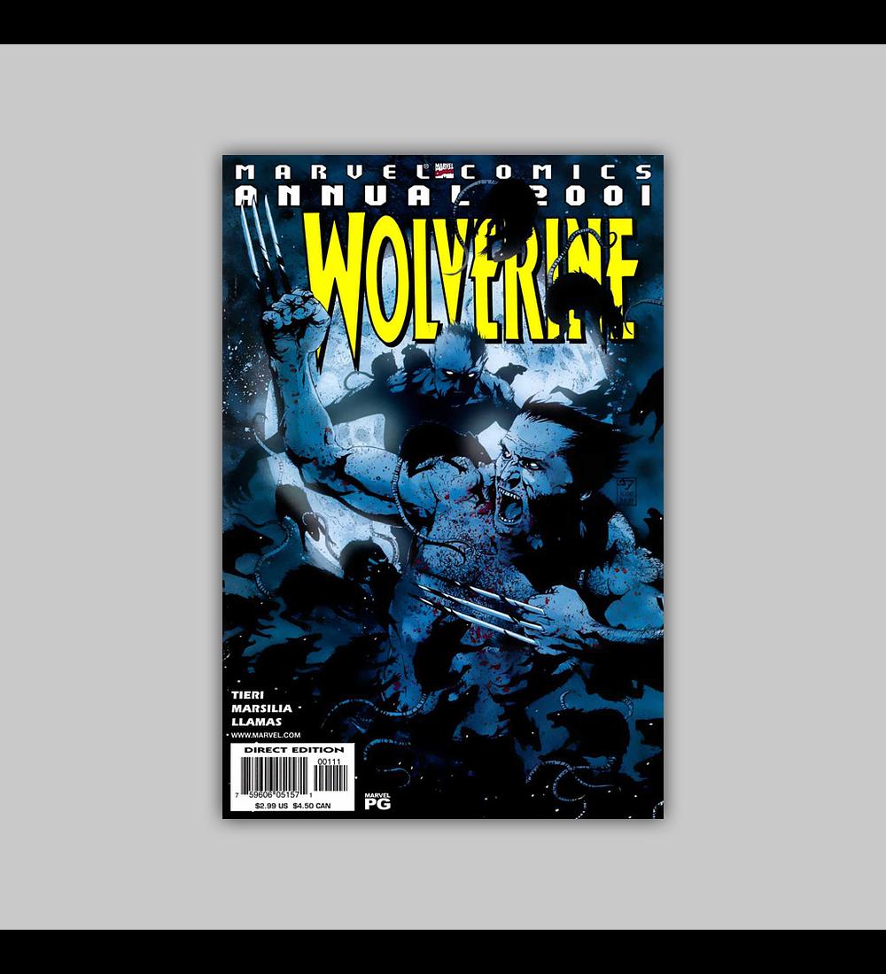 Wolverine 2001 2001