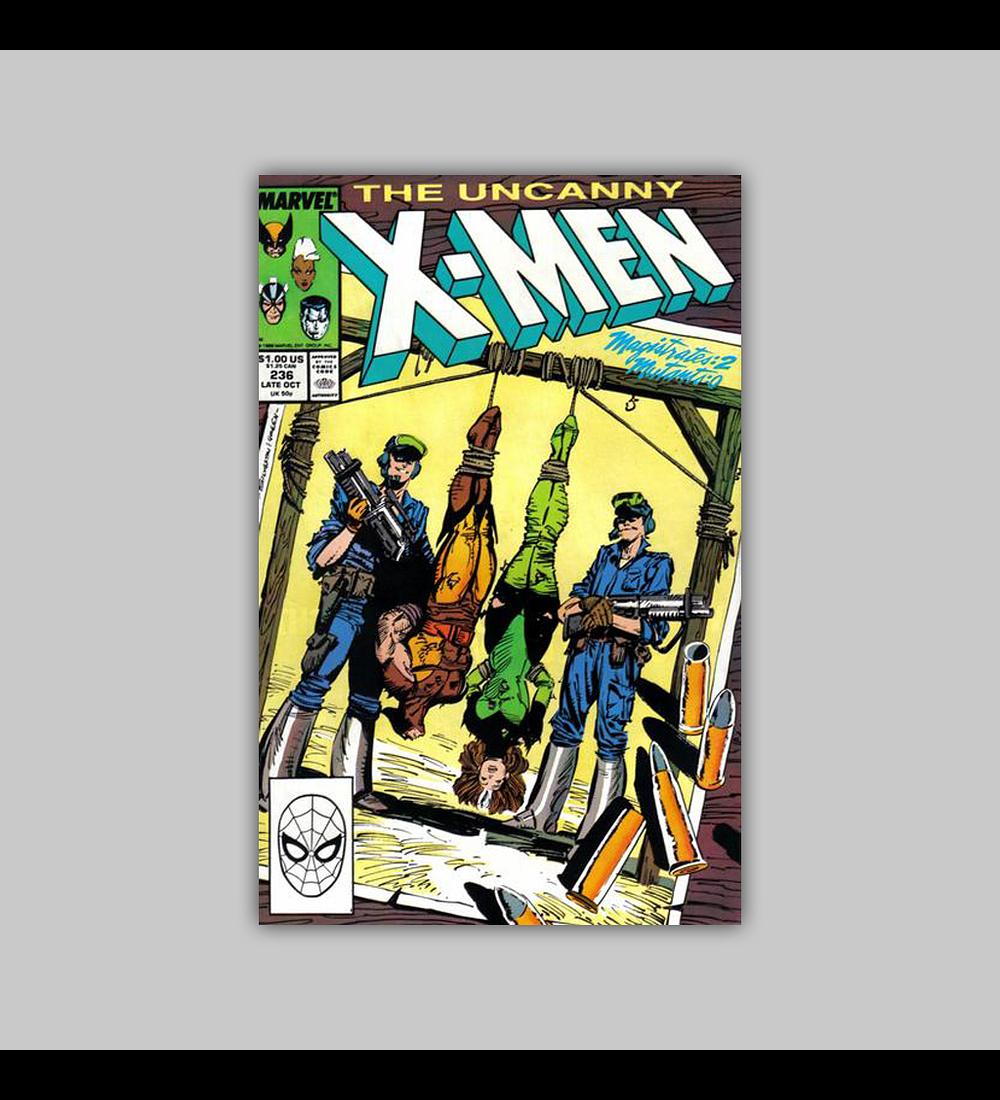 Uncanny X-Men 236 1988