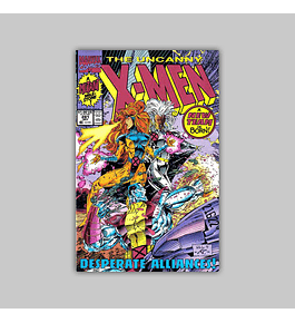 Uncanny X-Men 281 2nd. Printing 1991