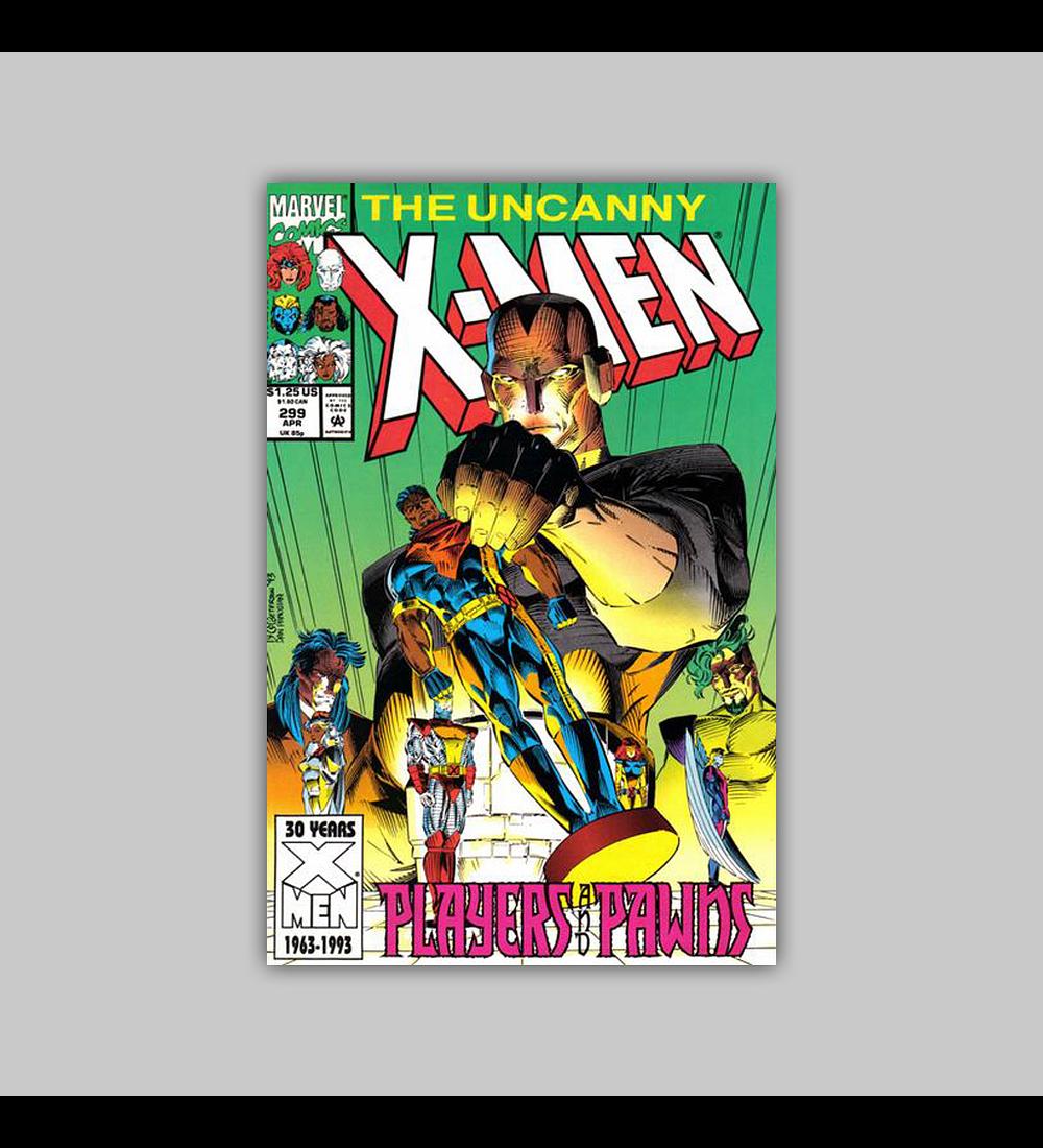 Uncanny X-Men 299 1993