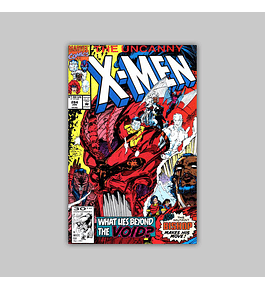 Uncanny X-Men 284 1992