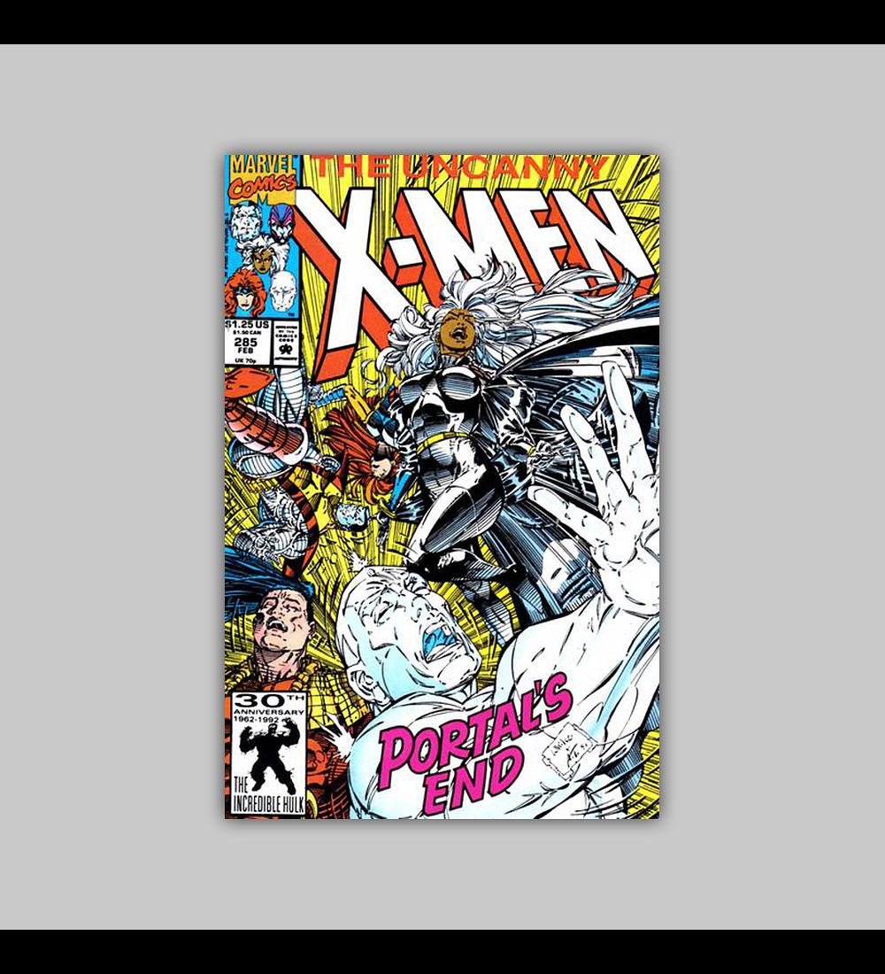 Uncanny X-Men 285 1992
