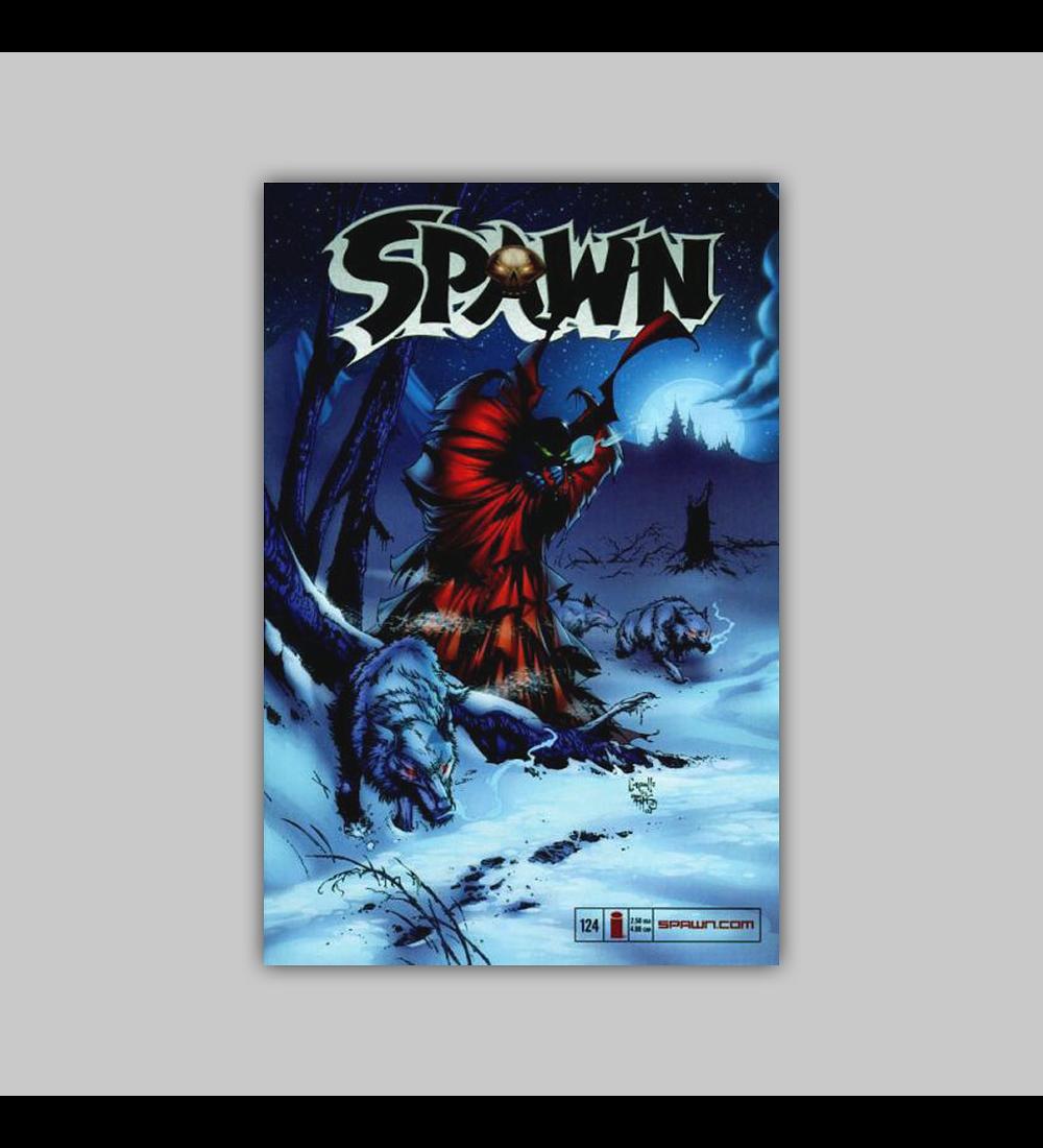 Spawn 124 2003