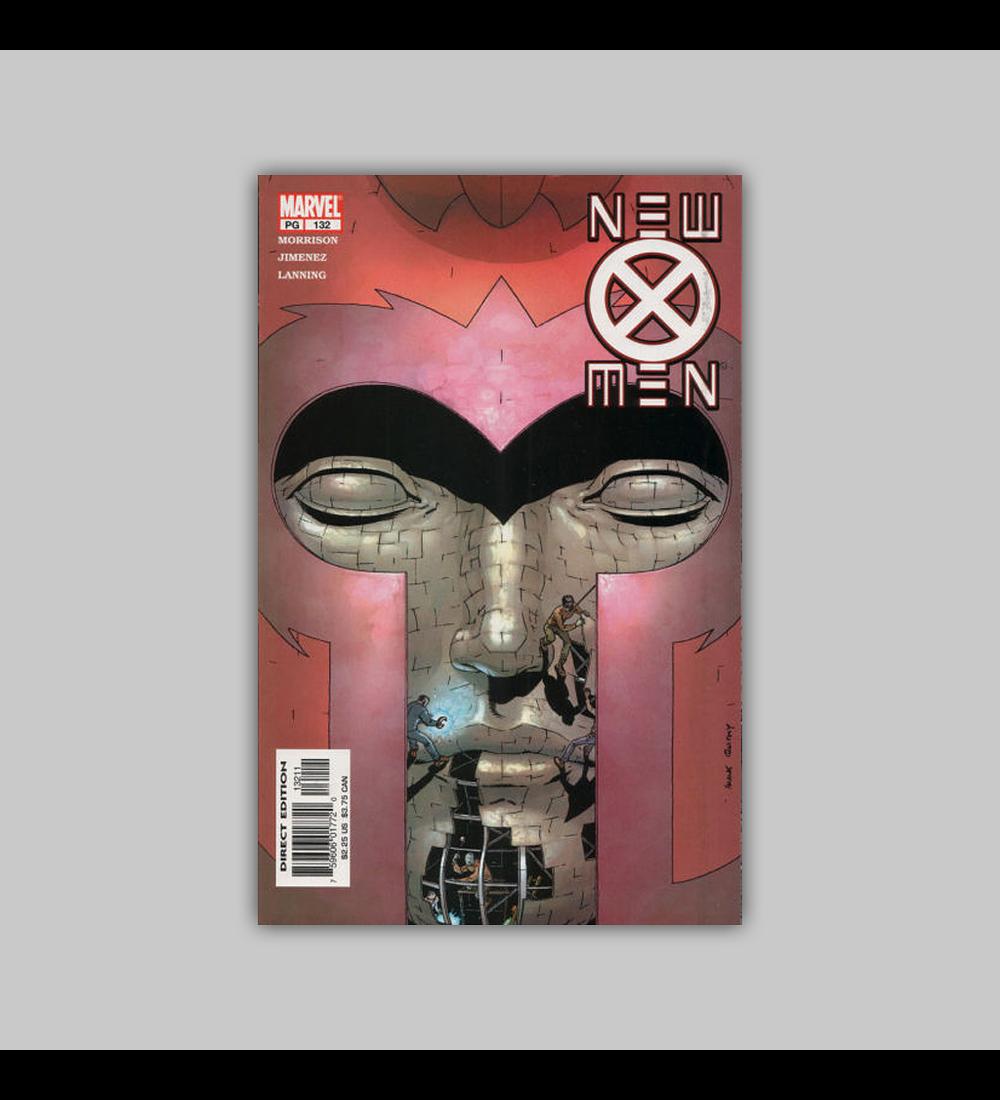 X-Men 132 2002