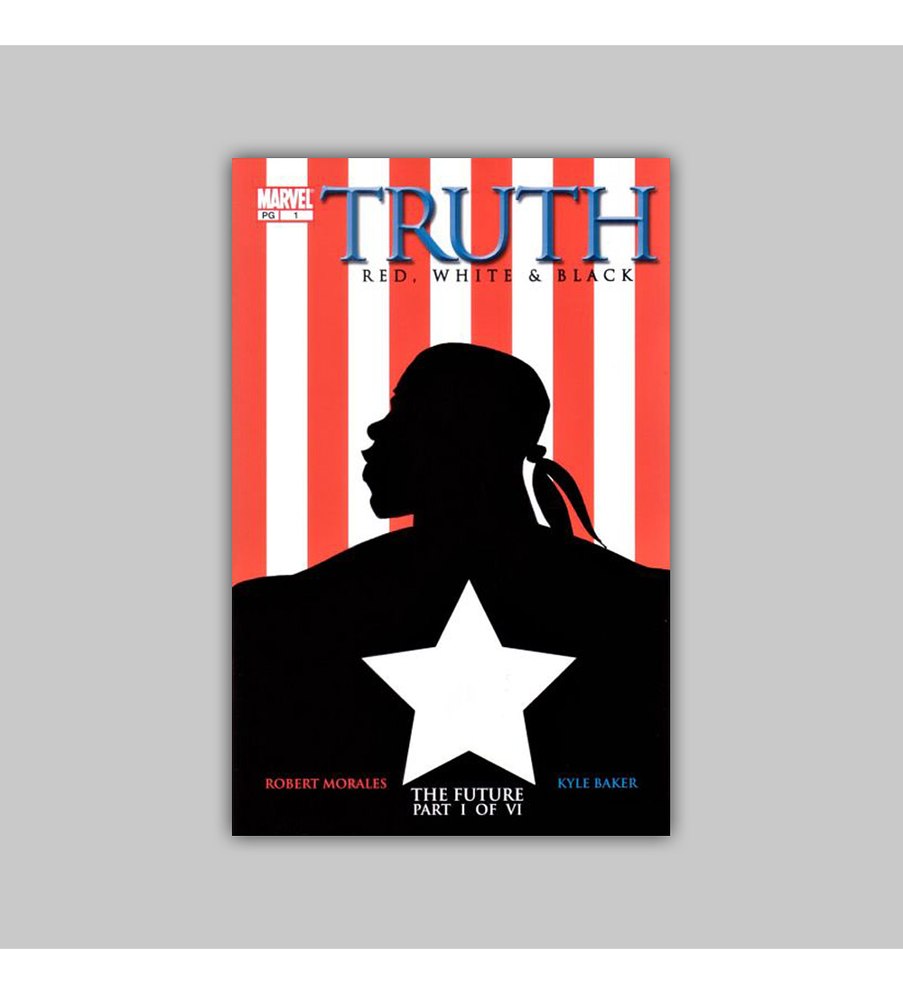 Truth 1 VF 8.0 2003