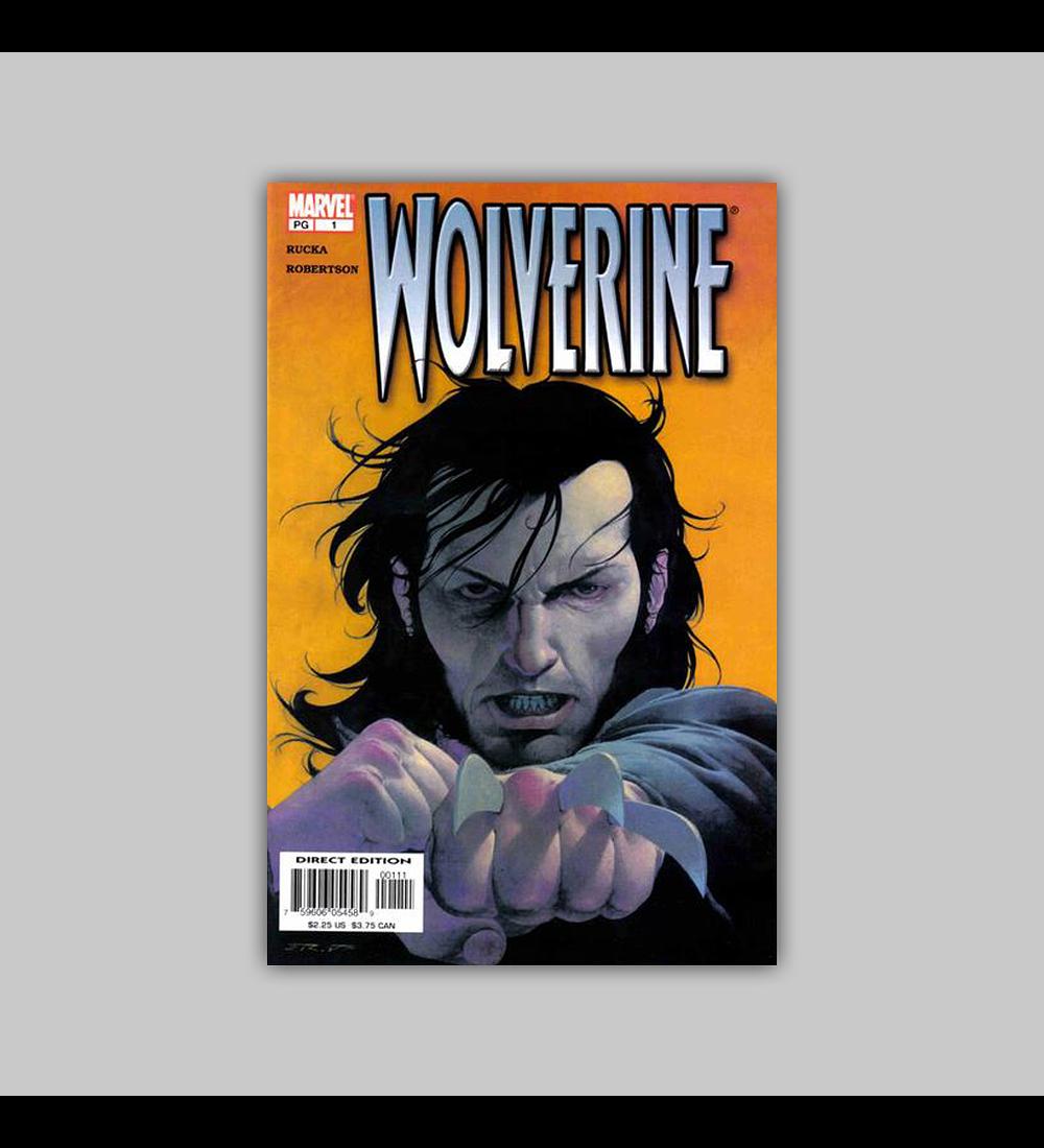 Wolverine (Vol. 2) 1 2003