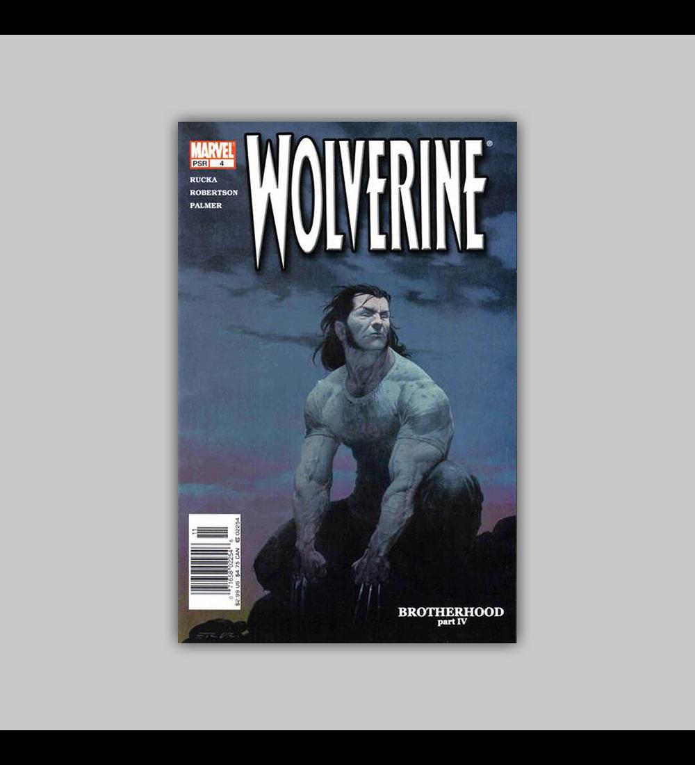 Wolverine (Vol. 2) 4 2003