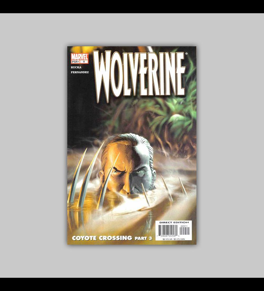 Wolverine (Vol. 2) 9 2004