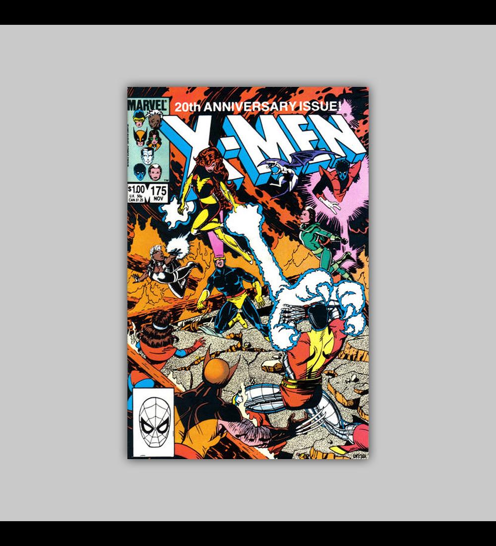 Uncanny X-Men 175 1983