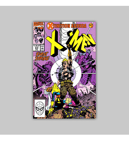 Uncanny X-Men 270 1991