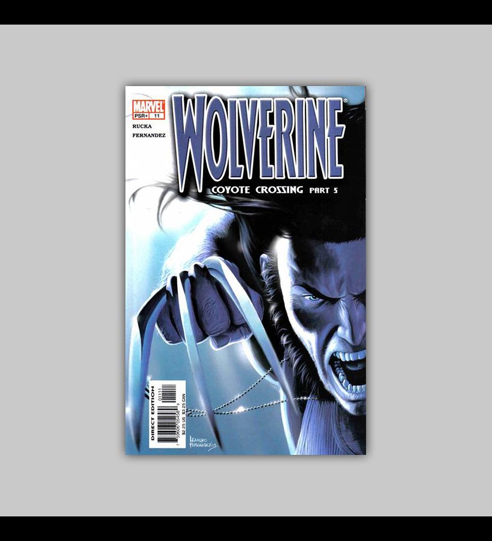 Wolverine (Vol. 2) 11 2004