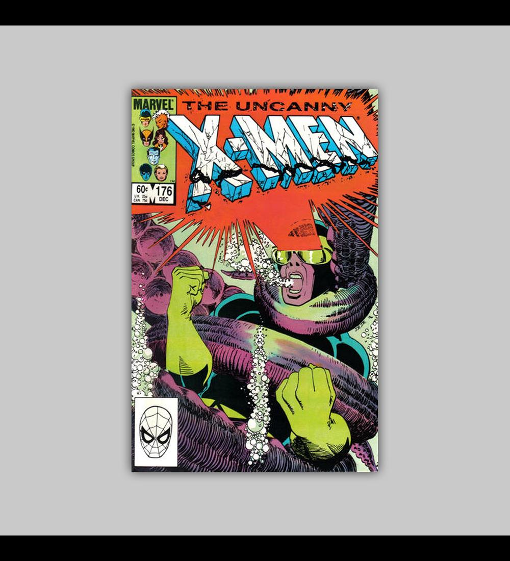 Uncanny X-Men 176 1983